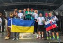 Летние Чемпионаты Европы. Украина занимает призовые места по скандинавской ходьбе!