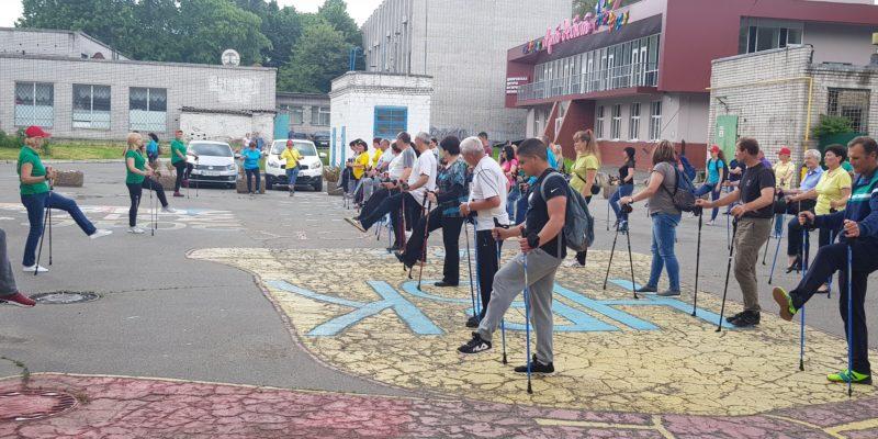 учителя на улице