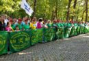 Перший Кубок Української Федерації скандинавської ходьби в Харкові 15 вересня
